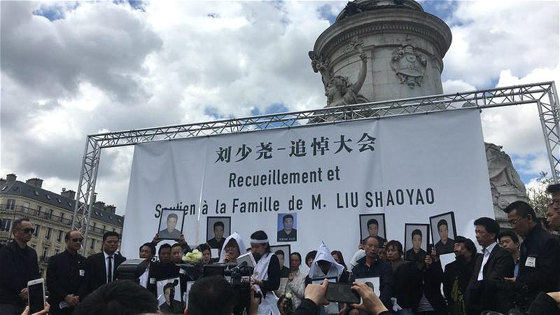 Une enquête judiciaire ouverte après la mort d'un ressortissant chinois à Paris