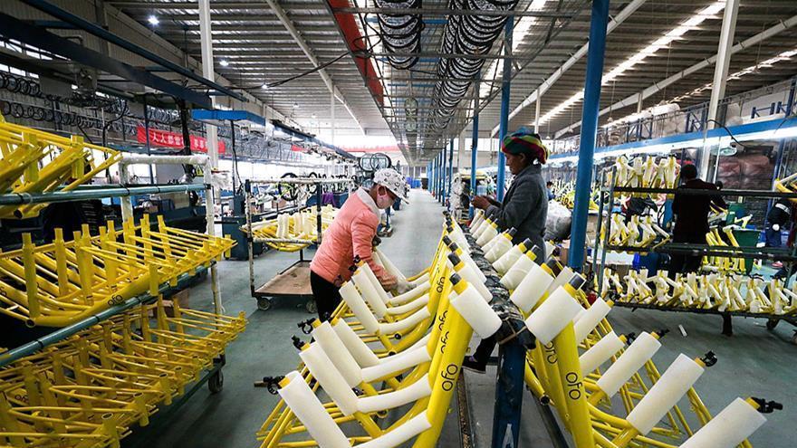 Les vélos en partage donnent une nouvelle force aux entreprises de fabrication de cycles