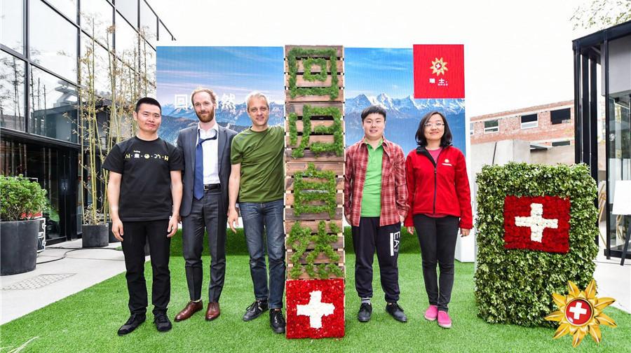 Retour à la nature : la Suisse veut séduire les touristes chinois avec ses atouts naturels