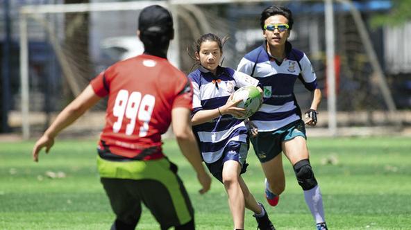 Le rugby bientôt sport de masse en Chine ?