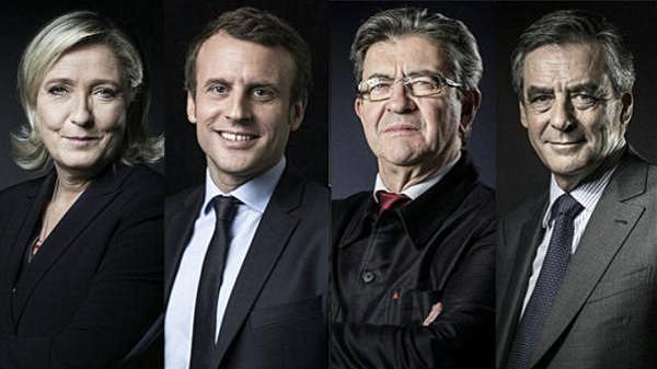 Présidentielle française : Qui sortira vainqueur parmi les quatre derniers candidats ?
