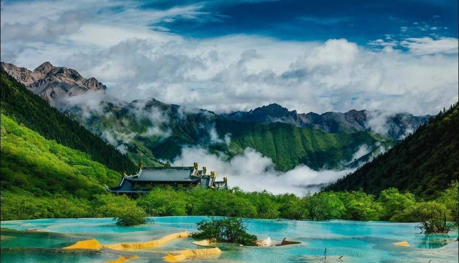 Sichuan : 10 photos pour découvrir la beauté mystérieuse du xian de Songpan