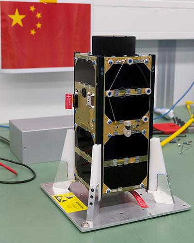 Des étudiants de Harbin placent un nanosatellite en orbite