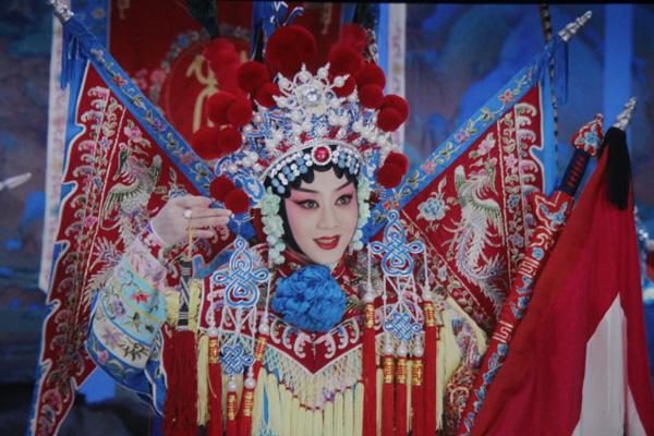 L'Opéra de Pékin en vedette au Festival International du Film de Beijing