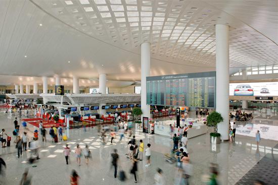 Hangzhou aura le premier aéroport « démonétisé » au monde