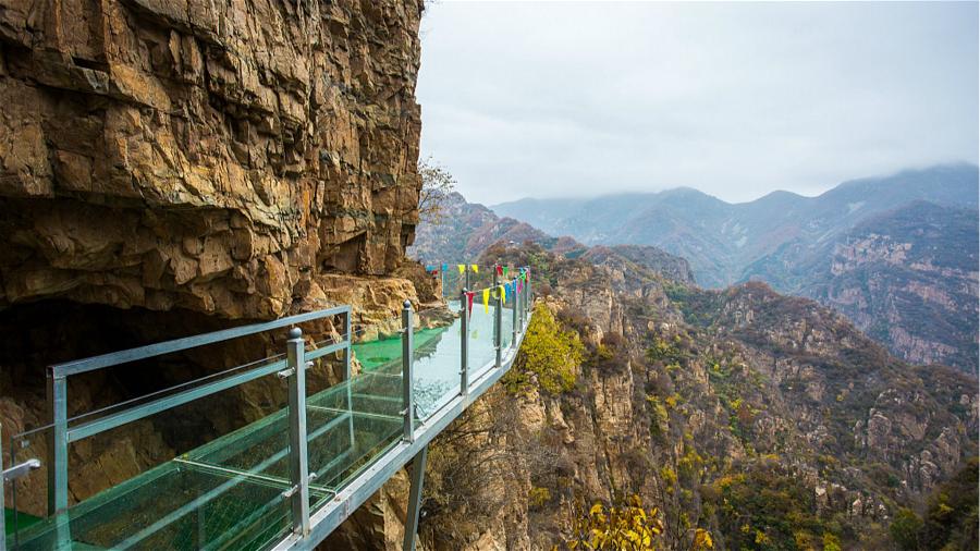 Les sept meilleures plates-formes panoramiques dans la banlieue de Beijing