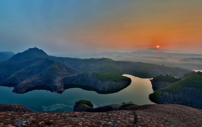 Gaoyiling, un endroit oublié des dieux aux confins du Hunan et du Guangdong