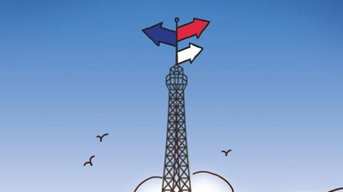 Les résultats du premier tour des présidentielles françaises font écho à la profonde fracture politique et sociétale du pays