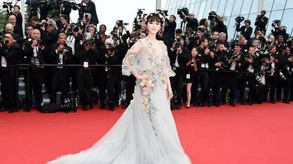 L'actrice chinoise Fan Bingbing membre du jury du 70ème Festival de Cannes