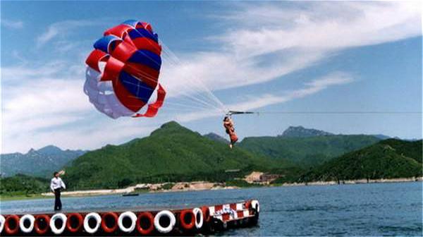 Les cinq meilleurs endroits pour faire du parachute à Beijing