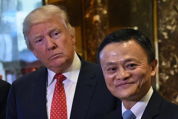 Alibaba en marche pour créer 1 million d'emplois aux Etats–Unis