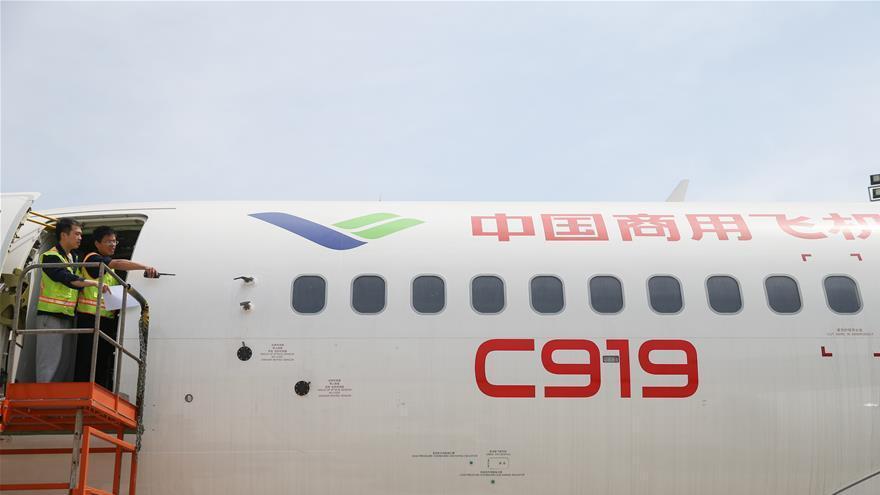 Le C919 sera inclus dans les négociations de l'aviation civile sino-européenne