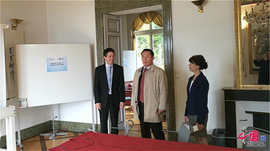 L'Institut Confucius de l'Université de Genève pousse la promotion du chinois en Suisse