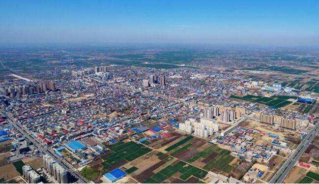 Xiongan, future ville chinoise des sciences