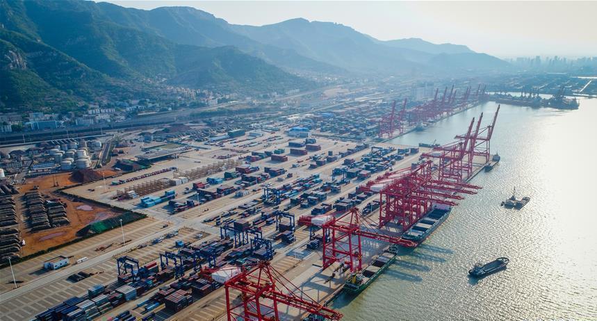 Lianyungang : le carrefour du nouveau pont terrestre eurasien