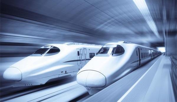Des trains capables d'atteindre 400 km/h renforceront la connectivité de la région d'ici 2020