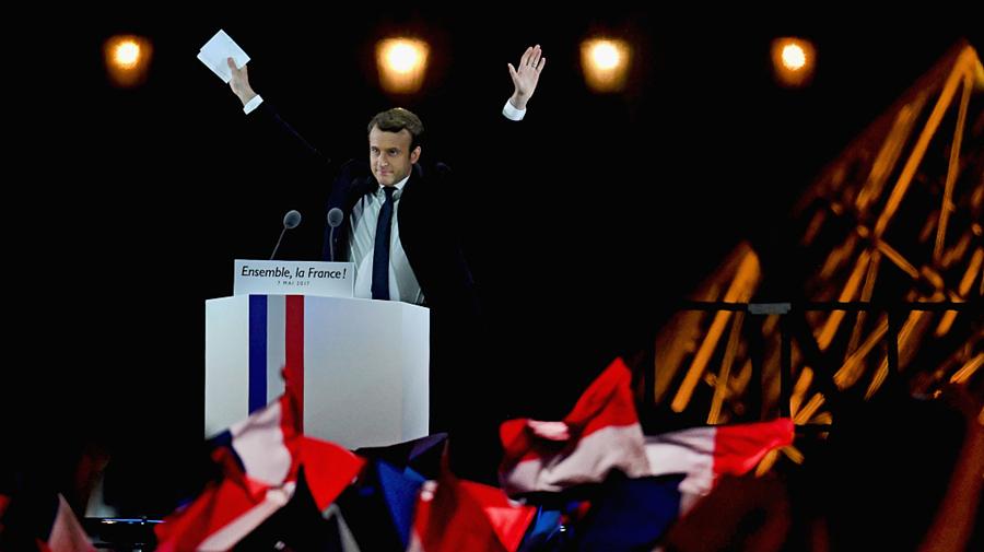 Les Français font le choix de la raison en élisant Emmanuel Macron