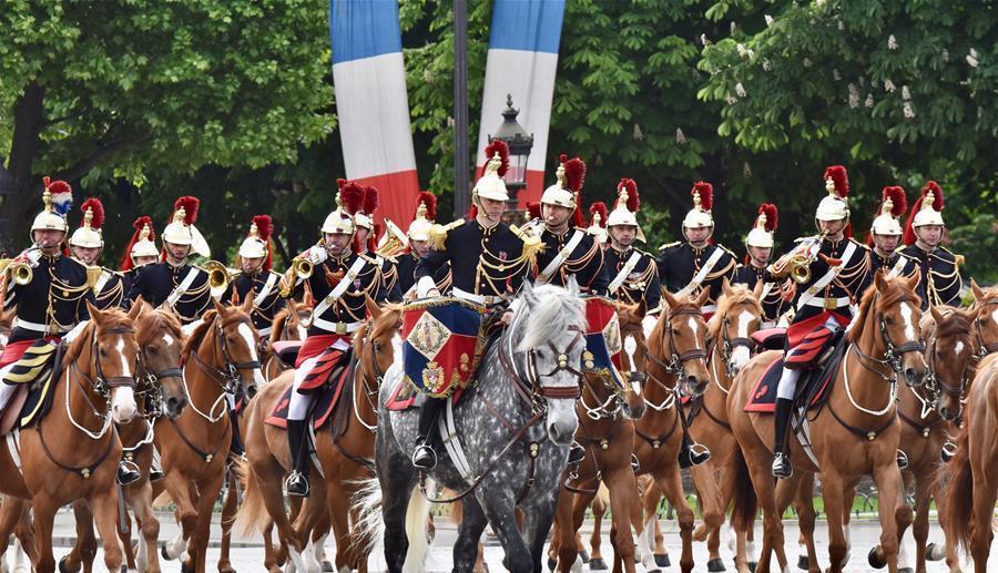 Célébrations du Jour de la Victoire en France