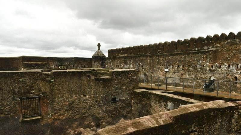 Fort Jésus, un élément du patrimoine culturel situé sur le parcours de l'initiative « Une ceinture et une route »