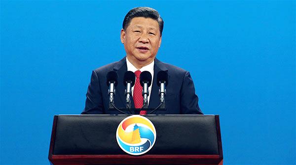 Xi Jinping s'engage à soutenir davantage « La Ceinture et la Route »