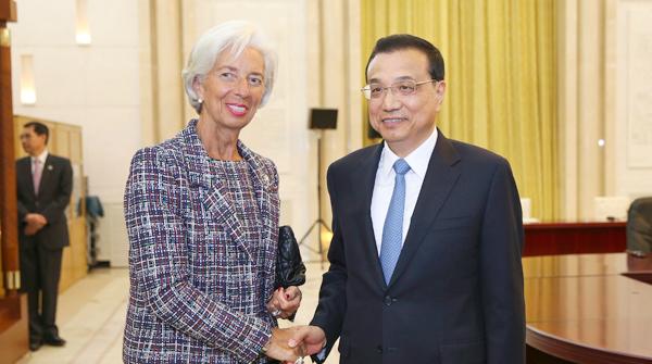 La Chine est en mesure de maintenir sa stabilité financière en réduisant les risques, affirme Li Keqiang