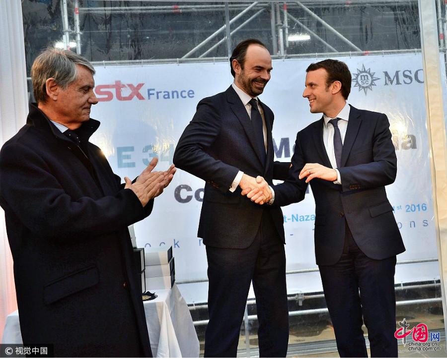 France : Edouard Philippe nommé Premier ministre