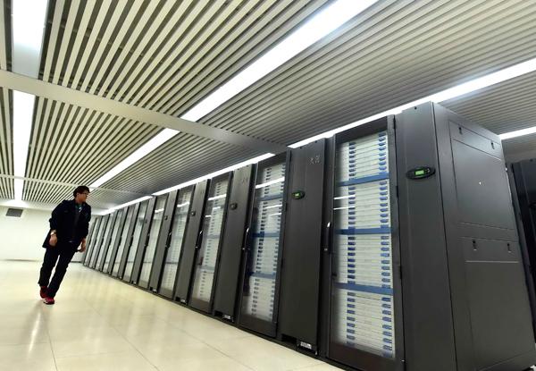 Tianhe-3, le supercalculateur du futur