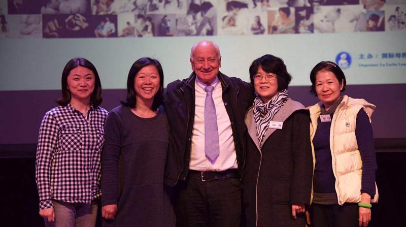 Gao Yajun œuvre à la généralisation de l'allaitement maternel