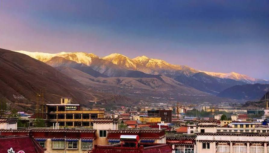 Galerie : le xian de Daofu dans la province du Sichuan