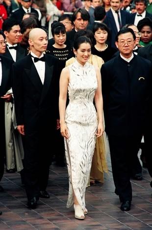 Galerie : des stars chinoises qui ont foulé le tapis rouge à Cannes
