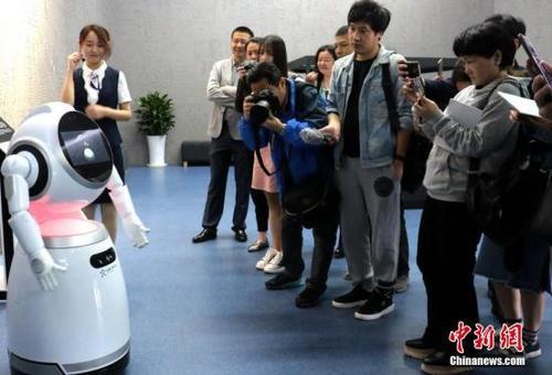 Des mesures pour stimuler le développement des robots intelligents