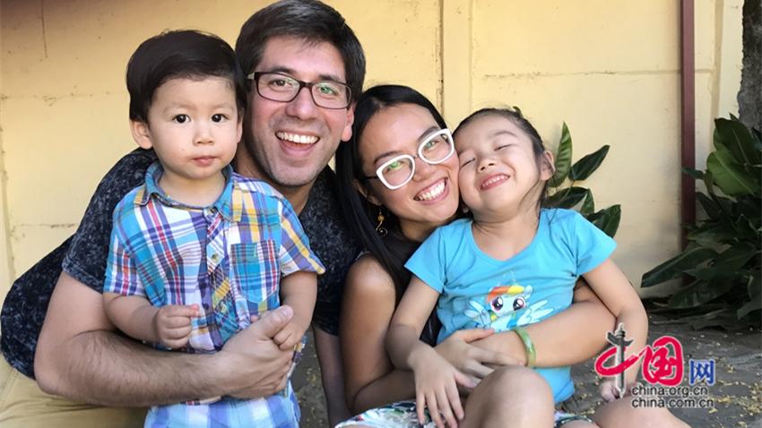 Les expériences parentales d'une mère chinoise au Chili