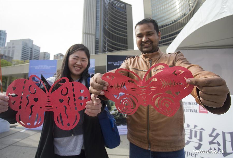 Le Festival du tourisme et de la culture de Chine à Toronto