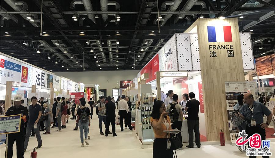 TopWine China 2017 : le pavillon France se distingue avec des Master-Classes
