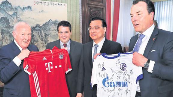 Li Keqiang : « Envoyer un signal fort pour la mondialisation »