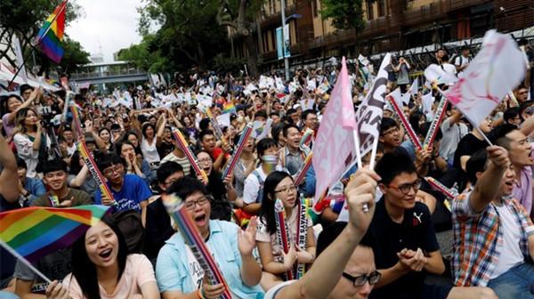 La Cour suprême de Taïwan en faveur du mariage gay