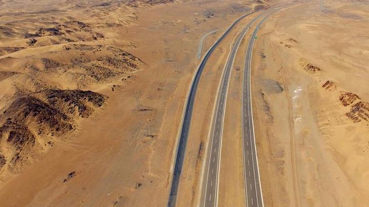 L'autoroute Beijing-Xinjiang bientôt complètement opérationnelle