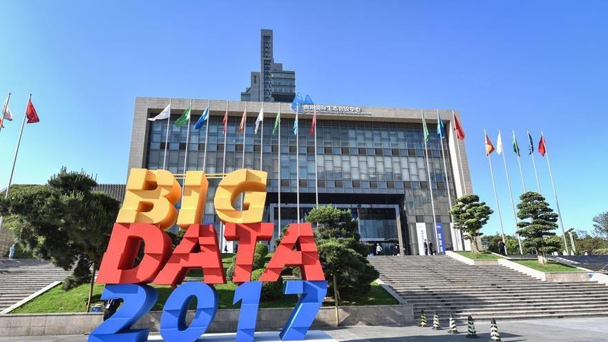 Ouverture de la China International Big Data Industry Exhibition 2017