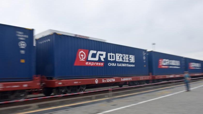 Les Nouvelles Routes de la soie mieux connectées grâce au fret ferroviaire