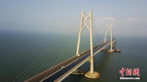 Aucun « signe inhabituel » découvert dans le pont Hong Kong-Zhuhai-Macao