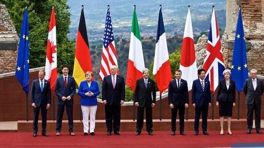 Les dirigeants du G7 signent une déclaration conjointe contre le terrorisme