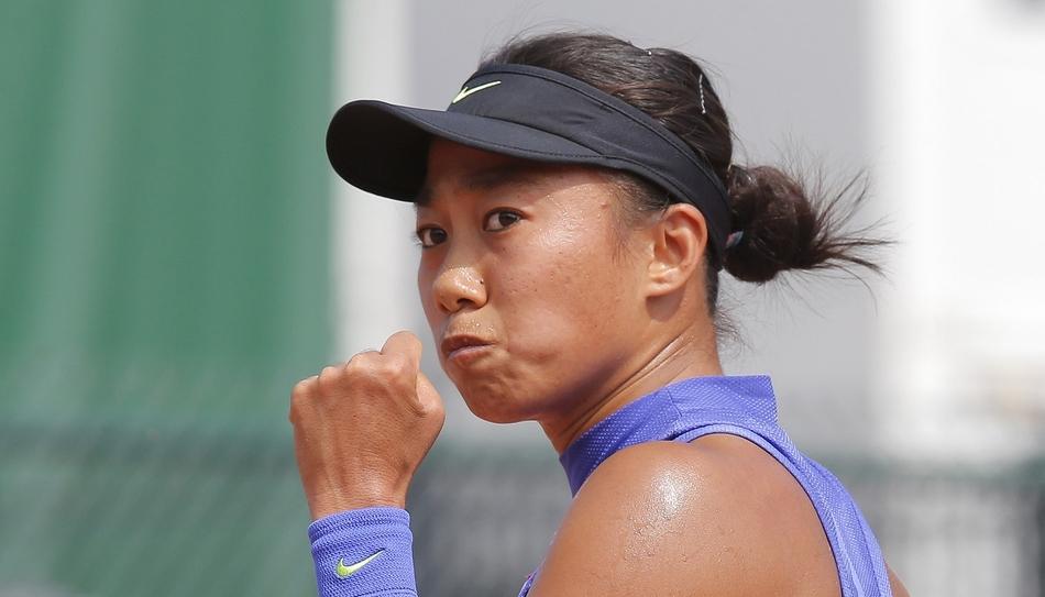Roland-Garros : Zhang Shuai, seule Chinoise restante pour la deuxième journée