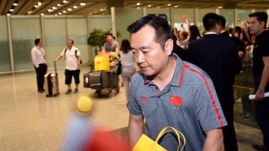 Li Sun remplace Kong Linghui pour entraîner l'équipe féminine chinoise de tennis de table