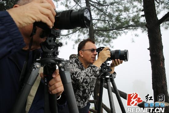 Zhangjiajie aux yeux d'un photographe français