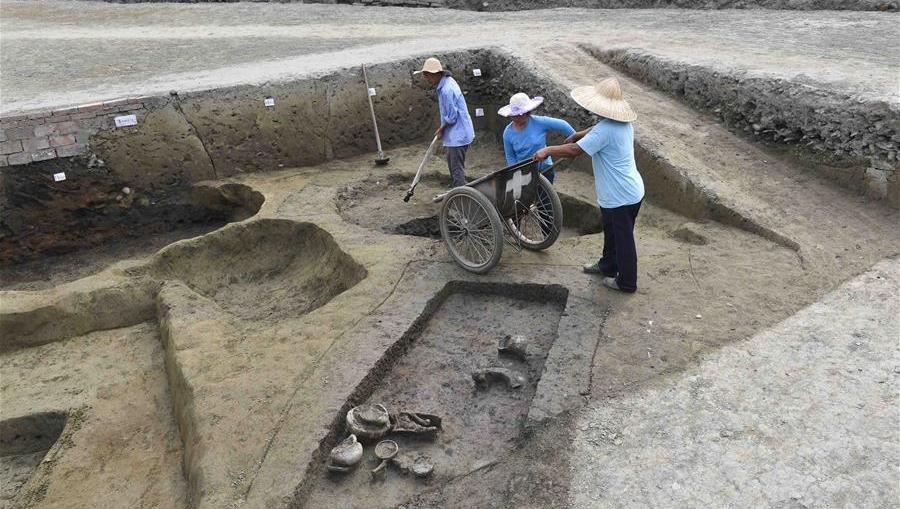 Un temple perdu découvert 1 000 ans après sa disparition à Chengdu