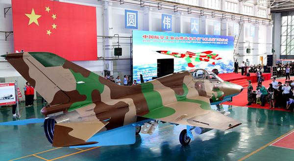 Un avion militaire en passe d'être exporté