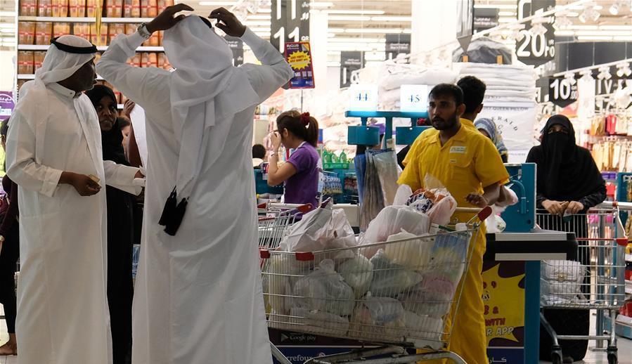 La rupture des relations Qatar-Golfe pousse les citoyens à se ruer sur les marchandises