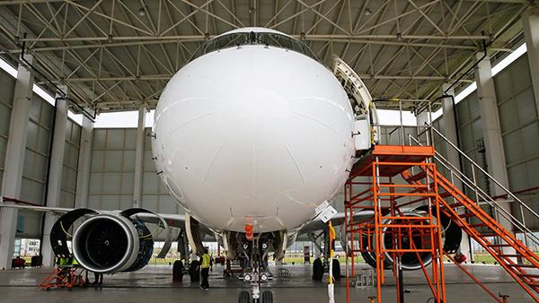 Le C919 dispose d'un modèle d'approvisionnement global
