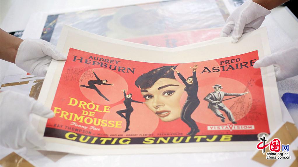 Exposition consacrée à Audrey Hepburn à Shanghai