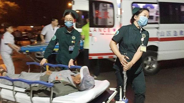 Sept morts dans une explosion à Fengxian, dans le Jiangsu